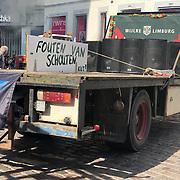 NLD/Maastricht/20200712 - Boeren protesten in het centrum van Maastricht