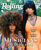November 28, 2020 (Worldwide): Rolling Stone Musicians on Musicians: Erykah Badu & Summer Walker