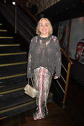 Brix Smith Start at the Quaglino's Q Legends Summer Launch Party hosted by Henry Conway at Quaglino's, 16 Bury Street, London England. 18 July 2017.<br /> Photo by Dominic O'Neill/SilverHub 0203 174 1069 sales@silverhubmedia.com