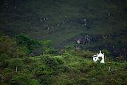Sao Roque de Minas_MG, Brasil...Parque Nacional da Serra da Canastra em Sao Roque de Minas, Minas Gerais. Na foto uma capela...Serra da Canastra National Park in Sao Roque de Minas, Minas Gerais. In this photo a chapel...Foto: JOAO MARCOS ROSA / NITRO..