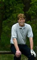 MOLENSCHOT - Niels Boysen.  Voorjaarswedstrijd golf 2003 op GC Toxandria. . COPYRIGHT KOEN SUYK
