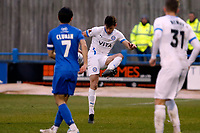James Jennings. King's Lynn Town FC 0-4 Stockport County FC. Vanarama National League. The Walks. 27.4.21