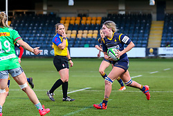 Alex Callender of Worcester Warriors Women - Mandatory by-line: Nick Browning/JMP - 20/12/2020 - RUGBY - Sixways Stadium - Worcester, England - Worcester Warriors Women v Harlequins Women - Allianz Premier 15s