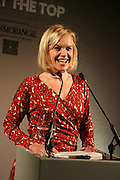 Mariella Frostrup, The Esquire and Glenmorangie Man At the Top Awards 2007. The Haymarket Hotel London. 5 November 2007. -DO NOT ARCHIVE-© Copyright Photograph by Dafydd Jones. 248 Clapham Rd. London SW9 0PZ. Tel 0207 820 0771. www.dafjones.com.