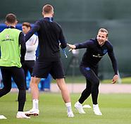 England Training Session 100718
