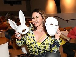 HOLLYWOOD, CALIFORNIA - July 1: Chiquis Rivera at The Forever Purge early screening hosted by Chiquis Rivera at Neuehouse Hollywood on July 01, 2021 in Hollywood, California, United States (Photo by Jc Olivera / Universal Pictures)