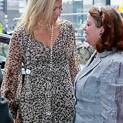 NLD/Amsterdam/20110304 - Prinses Maxima opent Women Inc.,