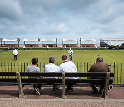 Bowling Greens on Great Yarmouth seafront.