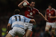 2005 British & Irish Lions vs Argentina, at The Millennium Stadium, Cardiff, WALES played on  23.05.2005, Gareth Cooper. Photo  Peter Spurrier. .email images@intersport-images...