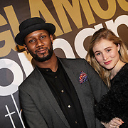 NLD/Amsterdam/20141215- Glamour Woman of the Year 2014, Dio en Sigrid ten Napel