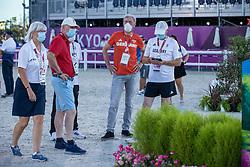 Beerbaum Ludger, GER<br /> Olympic Games Tokyo 2021<br /> © Hippo Foto - Dirk Caremans<br /> 04/08/2021