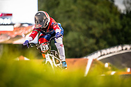 #128 (SMITH Jessie) NZL TVE Wiawis at Round 7 of the 2019 UCI BMX Supercross World Cup in Rock Hill, USA