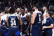 Germani Basket Brescia<br /> Fortitudo Pompea Bologna - Germani Basket Brescia<br /> Lega Basket Serie A 2019/2020<br /> Bologna, 03/11/2019<br /> Foto Gennaro Masi / Ciamillo-Castoria