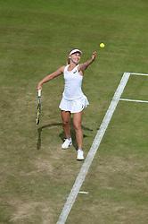 July 4, 2017 - Wimbledon, Angleterre - Gavrilova (Credit Image: © Panoramic via ZUMA Press)