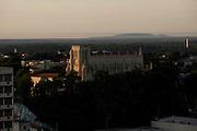 Cuiaba_MT, Brasil.<br /> <br /> Igreja de Nossa Senhora do Bom Despacho em Cuiaba, Mato Grosso.<br /> <br /> Nossa Senhora do Bom Despacho in Cuiaba, Mato Grosso.<br /> <br /> Foto: LEO DRUMMOND / NITRO
