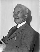 Sáirséal agus Dill special for Seamus O Maoileoin (author)<br /> 14/10/1958