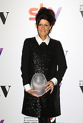 Tania Alexander received the Envy producer award at the Women in Film & TV Awards at the Hilton hotel in central London.