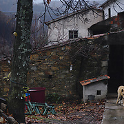 Many villages were surrounded by the wildfires, and in many cases getting very close to the houses.
