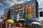 The Main Stage: Gathering of the Vibes 2011