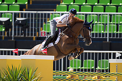 Staut Kevin, FRA, Reveur de Hurtebise HDC<br /> Training session<br /> Olympic Games Rio 2016<br /> © Hippo Foto - Dirk Caremans<br /> 13/08/16
