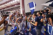 Team Banco di Sardegna Dinamo Sassari, Commando Ultra' Dinamo<br /> Banco di Sardegna Dinamo Sassari - Carpegna Prosciutto VL Pesaro<br /> Legabasket LBA Serie A 2019-2020<br /> Sassari, 29/09/2019<br /> Foto L.Canu / Ciamillo-Castoria