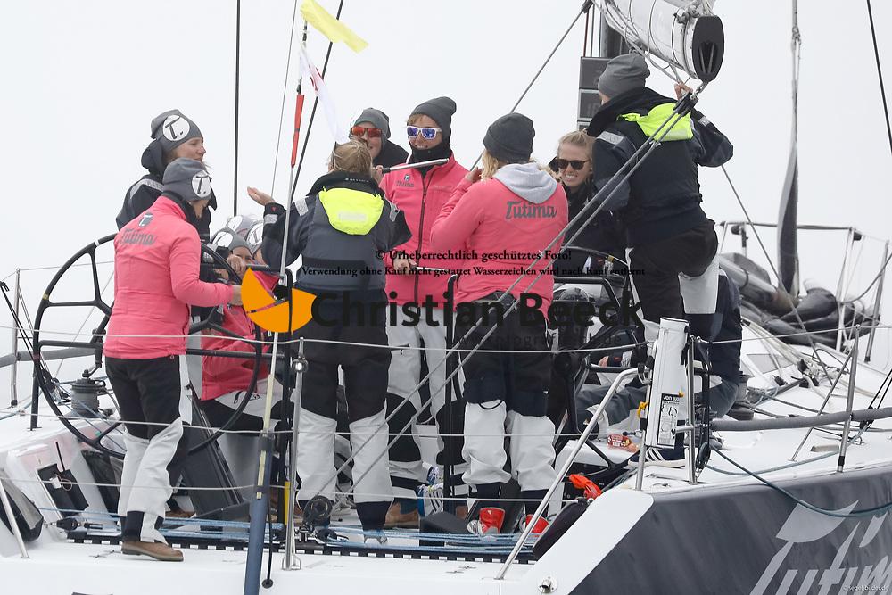 , Kiel - Maior 28.04. - 01.05.2018, ORC 1 - Tutima - GER 5609 - Kirsten HARMSTORF-SCHÖNWITZ - Mühlenberger Segel-Club e. V蛀