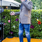 NLD/Bergen/20170702 - Verjaardagsfeest Bergen, Tino Martin
