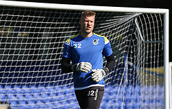 Anssi Jaakkola of Bristol Rovers during the warm up - Mandatory by-line: Arron Gent/JMP - 21/09/2019 - FOOTBALL - Cherry Red Records Stadium - Kingston upon Thames, England - AFC Wimbledon v Bristol Rovers - Sky Bet League One