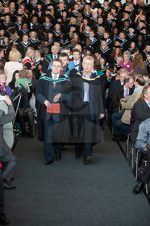 No fee for Repro: 11/11/2011.ITB (Institute of Technology Blanchardstown) to welcomed 560 students back on campus to graduate from their full, part-time and on-line courses. Pictured at the graduation is ..Ann Marie Sheehan.Aspire PR.0872985569.iannmarie@aspire-pr.com. ...Ann Marie Sheehan.Aspire PR.0872985569.iannmarie@aspire-pr.com