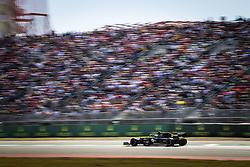 November 3, 2019, Austin, United States of America: Motorsports: FIA Formula One World Championship 2019, Grand Prix of United States, ..#3 Daniel Ricciardo (AUS, Renault F1 Team) (Credit Image: © Hoch Zwei via ZUMA Wire)