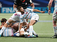 Teddy Iribaren of Racing 92 during the Champions Cup, semi-final rugby union match between Racing 92 and Saracens on September 26, 2020 at Paris La Defense Arena in Nanterre near Paris, France - Photo Juan Soliz / ProSportsImages / DPPI