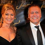 NLD/Amsterdam/20111028- Gala 90 jarig bestaan Theater Tuschinski, ouders Nicolette van Dam