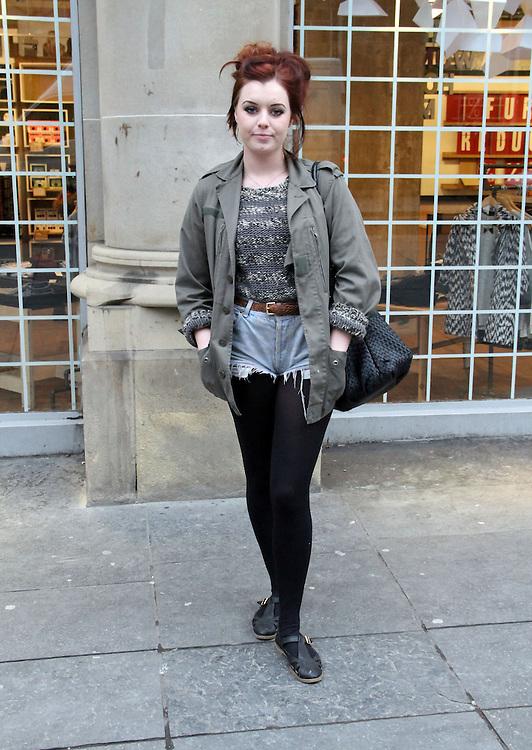 Rebecca Innes.Favourite Brand/Moschino.Fashion Icon/Alice Dellal.rebeccalie@hotmail.co.uk
