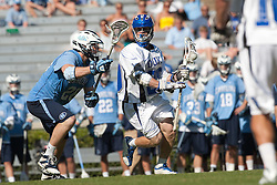 26 April 2009: Duke Blue Devils midfielder Steve Schoeffel (20) during a 15-13 win over the North Carolina Tar Heels during the ACC Championship at Kenan Stadium in Chapel Hill, NC.