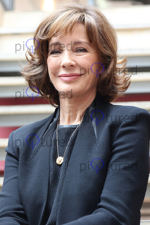 The Trial of Jane Fonda, Starring Anne Archer - Photocall, Park Theatre, London UK, 21 April 2016, Photo by Richard Goldschmidt