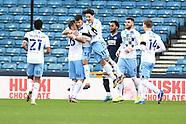 Millwall v Coventry City 020121