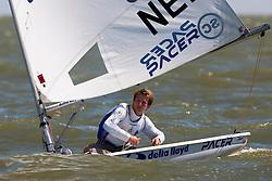 Medal race, May 26th 2012. Delta Lloyd Regatta  (22/26 May 2012). Medemblik - the Netherlands.