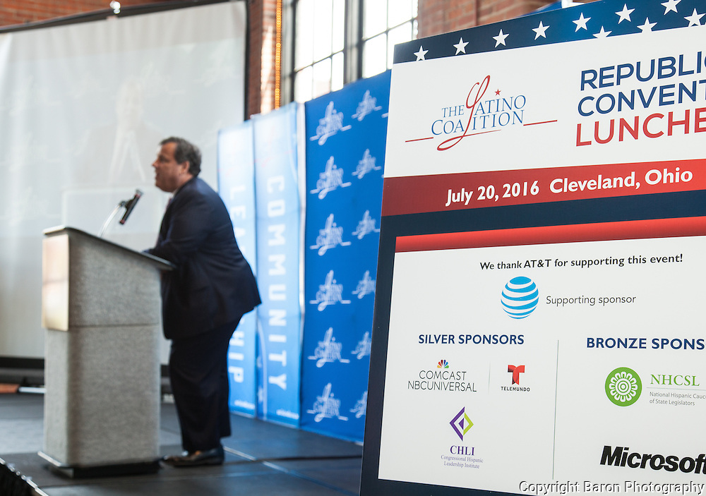 Cleveland event photography at the RNC
