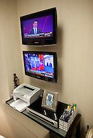 The office of Megyn Kelly, host of America Live on Fox News in New York. ..Photo by Robert Caplin.