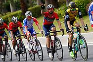 Manuele Boaro (ITA - Bahrain - Merida) during the Tour of Guangxi 2018, stage 1, Beihai - Beihai 107,4 km on October 16, 2018 in Beihai, China - Photo Luca Bettini / BettiniPhoto / ProSportsImages / DPPI