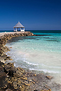 Silver sands beach, Trelawny, Jamaica. (photo by Phil Clarke Hill/In Pictures via Getty Images)