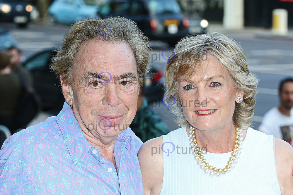 Andrew Lloyd Webber, V&A Summer Party, Victoria & Albert Museum, London UK, 21 June 2017, Photo by Richard Goldschmidt