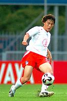 Fotball <br /> FIFA World Youth Championships 2005<br /> Nederland / Holland<br /> Foto: ProShots/Digitalsport<br /> <br /> nigeria - sør-korea, emmen, 15-06-2005<br /> <br /> ji hoon baek van korea