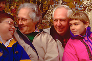 Grandparents age 70 with grand kids ages 10 and 8.  WesternSprings Illinois USA