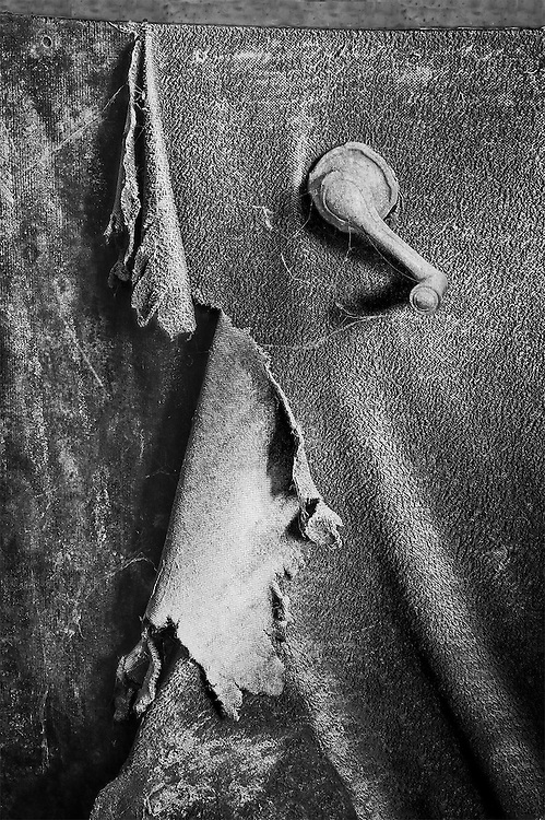 Torn Bus Upholstery, Williams, CA