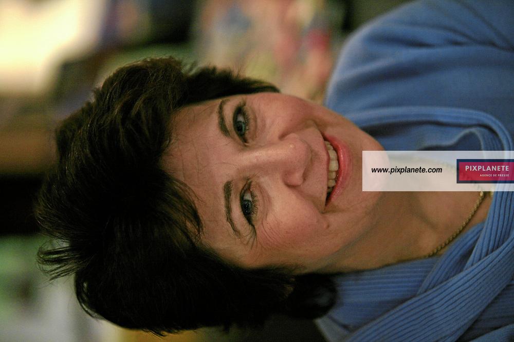 Corinne Lepage - Salon du livre de Paris - 27/03/2007 - JSB / PixPlanete