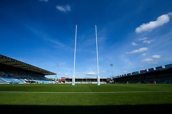 A general view of Sandy Park, home of Exeter Chiefs - Mandatory by-line: Robbie Stephenson/JMP - 29/09/2018 - RUGBY - Sandy Park Stadium - Exeter, England - Exeter Chiefs v Worcester Warriors - Gallagher Premiership Rugby