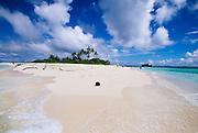 Genetu Island, Papua New Guinea.