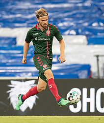 Iver Fossum (AaB) under kampen i 3F Superligaen mellem FC København og AaB den 17. juni 2020 i Telia Parken, København (Foto: Claus Birch).