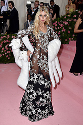 Stella Maxwell attends The 2019 Met Gala Celebrating Camp: Notes On Fashion at The Metropolitan Museum of Art on May 06, 2019 in New York City. Photo by Lionel Hahn/ABACAPRESS.COM